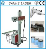 Hand- und automatische bewegliche Faser-Laser-Markierungs-Maschine