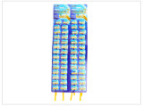 Bak packendes preiswerterer Preis-gute Qualitätszwilling-Schaufel-Edelstahl-Wegwerfrasiermesser (JG-PB8131)