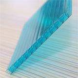 Folha do policarbonato da parede da boa qualidade quatro