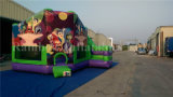 Neues Design Cheap Inflatable Inside - heraus Theme federnd Castle