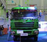 6X4 de Vrachtwagen van de Kipper van de 375HPStortplaats Shacman