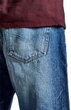 良質のデニムの不足分のジーンズのGowerの締切りの不足分(GW18)