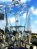 Großhandelsbienenwabe-Vergünstigung-rauchendes Glaswasser-Rohr