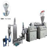 Pellicola del PE dei pp che ricicla la doppia macchina di pelletizzazione della fase