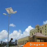 New Arrival Outdoor Lighting Bateria de lítio da rua solar da rua