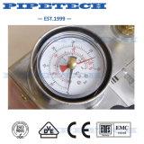 Pompe manuelle hydraulique bon marché d'essai de pression