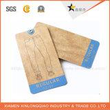 China Professional OEM Good Sales Printed Kraft Garment Hang Tag