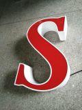 Знак пем канала СИД загоранный Facelit