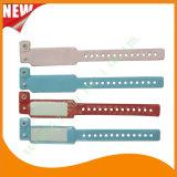 Wristbands descartáveis do bracelete da identificação do bebê do cartão da inserção da criança (6020A)