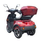 "Triciclo elétrico do ""trotinette"" adulto de 3 rodas para enfermos"