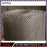 Maglia sicura dello schermo del metallo dell'acciaio inossidabile del collegare della saldatura del quadrato della maglia della finestra