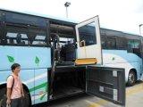 Elevación de sillón de ruedas Wl-T-1600 para el omnibus con el certificado del Ce