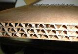Papel de cartón marrón resistente