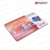 대중 교통은 RFID 카드를 표를 산다