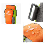 Agua durable Pepellency que ejecuta el bolso móvil del brazo con insignia de encargo