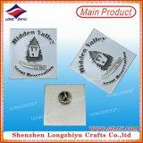 Buena calidad y Pin hermoso de la divisa del metal del diseño