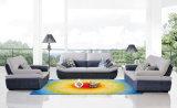 Wohnzimmer-Möbel-Gewebe-Sofa stellte 3 Seater das Ecksofa ein