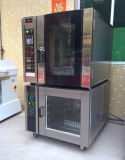 Heiße Tellersegment-elektrischer Konvektion-Backen-Ofen des Verkaufs-5 mit 10 Tellersegmenten Proofer seit 1979