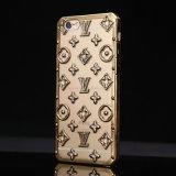 De in het groot Vlek die LV TPU boren galvaniseert het Mobiele Geval van de Telefoon voor iPhone/Samsung
