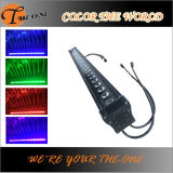 RGBW Color Mixing Waterproof LED Wall Washing Light