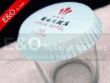 Tapa de la taza del hotel, cubierta disponible de la tapa de la taza de papel para el hotel