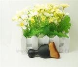 Cepillo cosmético profesional del maquillaje del pelo del nuevo cepillo sintetizado de la fundación