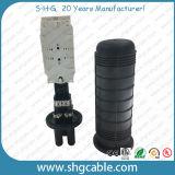 24 chiusure ottiche della giuntura della fibra della cupola delle giunture (FOSC-D09)