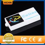 Bastone reso personale di memoria del USB del PVC