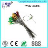 Cadeado apertado do recipiente da tração da promoção de vendas da fábrica do selo do cabo de Guangdong