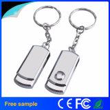 Hochwertiger freies Beispielkundenspezifischer Firmenzeichen-Metall-USB-Stock