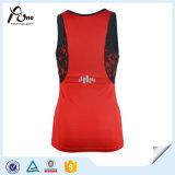 حمراء [بلك رس] [تنك توب] نساء لياقة لباس