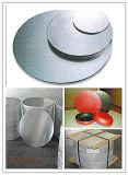 Алюминиевый/алюминиевый круг для знаков с плоскостностью хорош (A1050 1060 1100 3003)