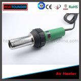 緑の熱銃の熱気のプラスチック溶接銃