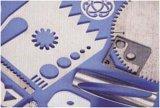 Machine de découpage de laser en métal et de non-métal