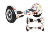 Smartek 10 patín de Uno mismo-Equilibrio eléctrico Hoverboard Gyroscooter de Gyropode del giroscopio de la tarjeta de la libración de la manera de Giroskuter Seg de la vespa de la rueda de Gyroskuter 2 de la pulgada