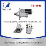 dispositivo d'avviamento di 24V 5.5kw per il motore Lester 18155 di Denso