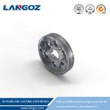 La macchina di alluminio del metallo della muffa del magnesio permanente ad alta pressione di precisione le pressofusioni