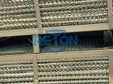 직류 전기를 통한 Stucco Metal Lath 또는 Flat Diamond Mesh Lath