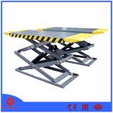 Kleines Platform Profile Scissor Lift (ohne mechanische Verriegelung)