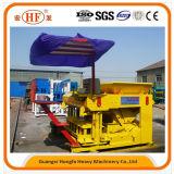 Máquina concreta ecológica da colocação de máquina/ovo de fatura de tijolo
