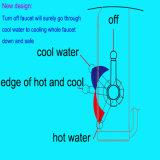 速い暖房のコックの電気コックの即刻の暖房