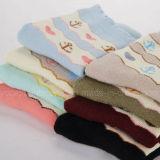 Het Kleurrijke Katoen Terry Sock Women Socks van de manier