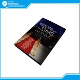 책커버로 인쇄하는 교육 B/W 두꺼운 표지의 책 책