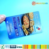 Cartões de ISO18092 13.56MHz RFID Ntag213 NFC para o pagamento de Cashless