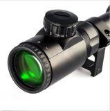 3-9X50 Eのミル点によって照らされる赤い及び緑ハンチングライフルのスコープ光学銃のスコープ