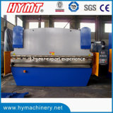 WC67Y-125X4000 Hydraulic Steel Plate Bending Machineかhydralic出版物ブレーキ