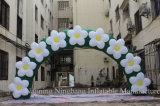 Qualität, die aufblasbaren Blumen-Bogen Wedding ist