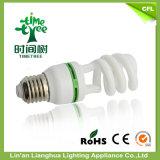 indicatore luminoso economizzatore d'energia della lampada di 5W 7W 9W 11W 15W 6000h CFL