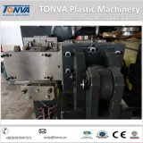 La maquinaria plástica de 10 muere la máquina del moldeo por insuflación de aire comprimido de la protuberancia de las pistas