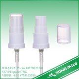 24/415 pp. Wholesale weiße Sahnepumpe mit Schutzkappe